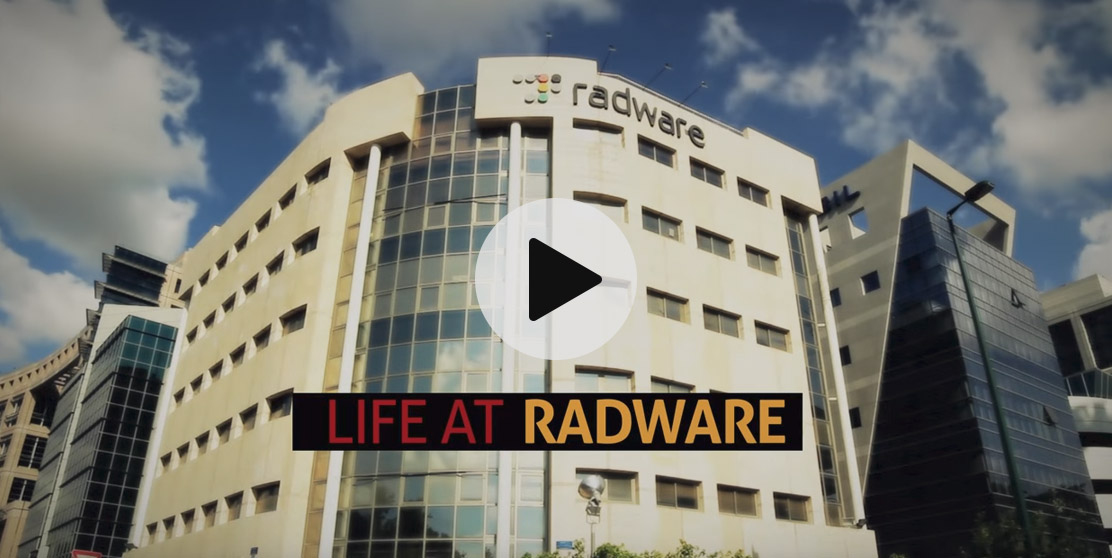Life at Radware