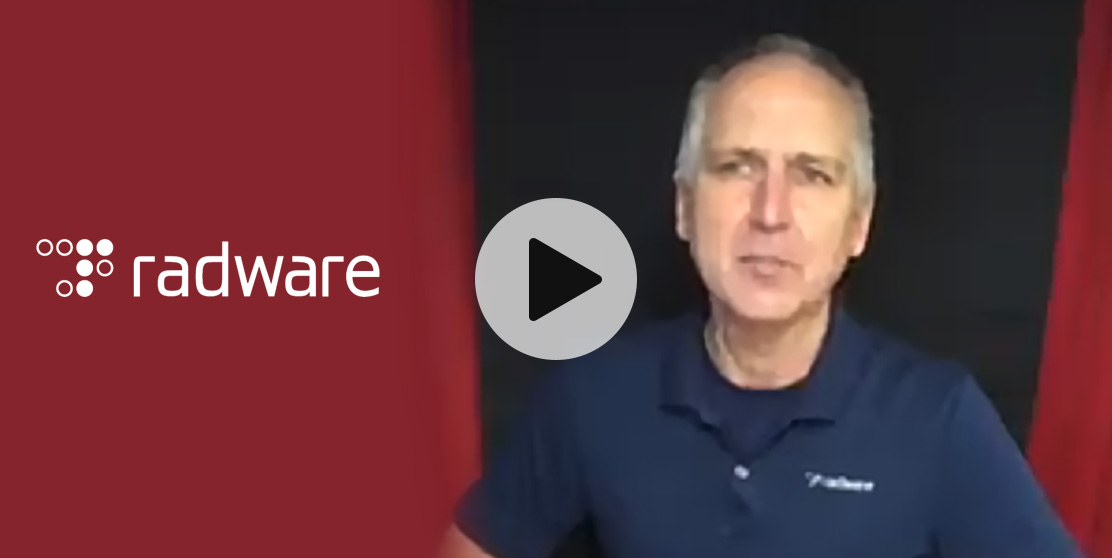 Hear how Radware employees Own the Change