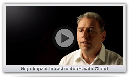 Creating High Impact Infrastructures with the Cloud