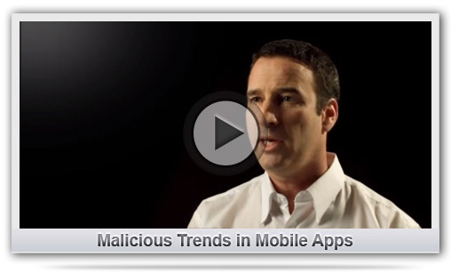 Malicious Trends in Mobile Apps