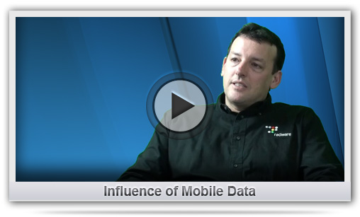 Influence of Mobile Data