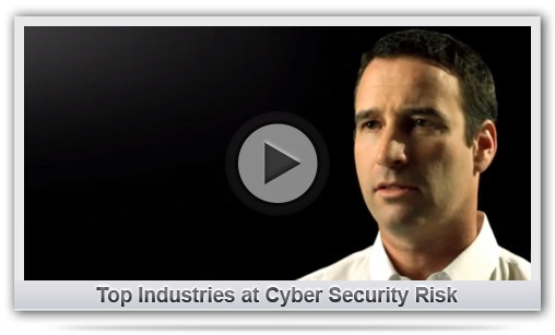 Top Industries at Cyber Risk