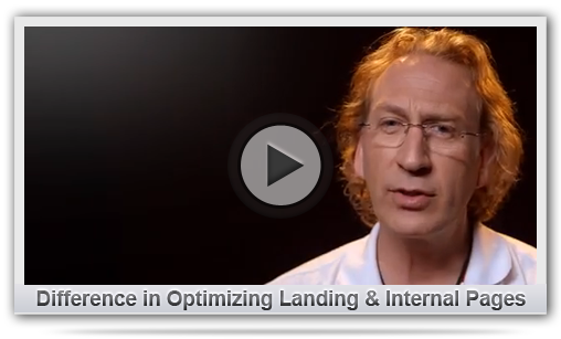 What Is the Difference Between Optimizing Landing Pages vs Internal Pages?