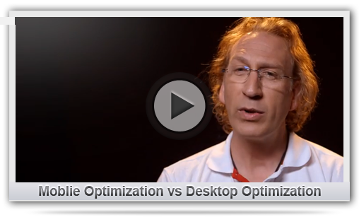 What Is the Main Difference Between Mobile Web Optimization and Desktop Optimization?