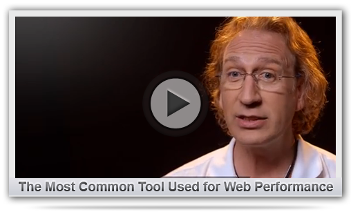 What Is the Most Common Tool Used for Web Performance?