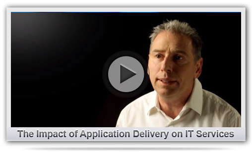 Impact of Application Delivery on IT Services
