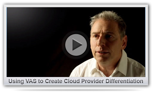 Using VAS to Create Cloud Provider Differentiation