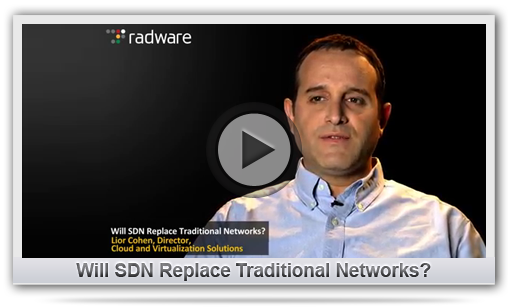 Will SDN Replace Traditional Networks?