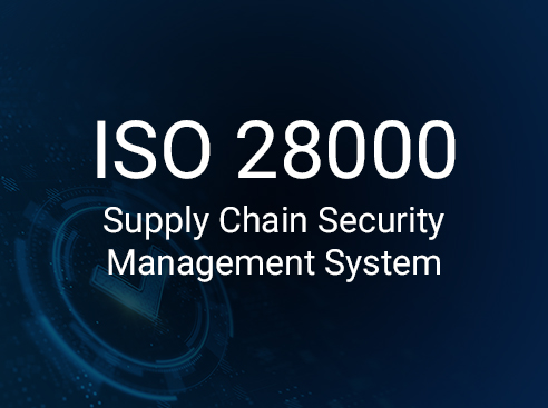 ISO 28000 – Supply Chain Security Management System
